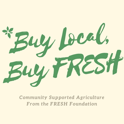 Buy Local, Buy FRESH